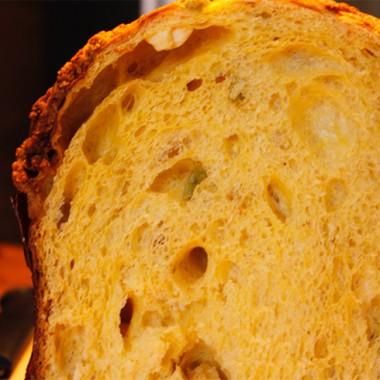 Traditioneller Weicher Salziger Gourmet-Panettone Salva & Tighe